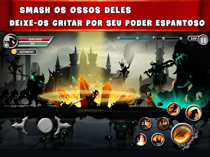 Stickman Legends Screenshot