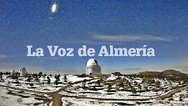 Imagen de la brillante bola de fuego de este jueves, 6 de febrero, sobre Calar Alto.