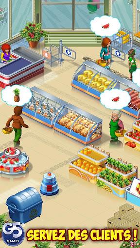 Supermarket Mania : le pu00e9riple  captures d'u00e9cran 2