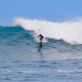 Dropping  by Dale Kemp - Sports & Fitness Surfing (  )