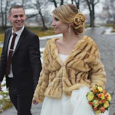 Fotógrafo de casamento Anastasiya Machigina (rawrxrawr). Foto de 25.01.2016
