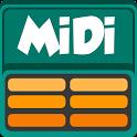 MIDI File Player icon