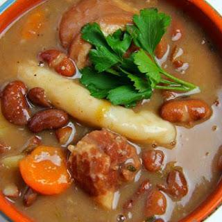 Caribbean Red Peas Soup. Recipe