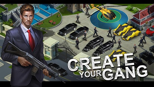 Mafia City MOD Apk 1.3.668 (Unlimited Gold/Coins) 2