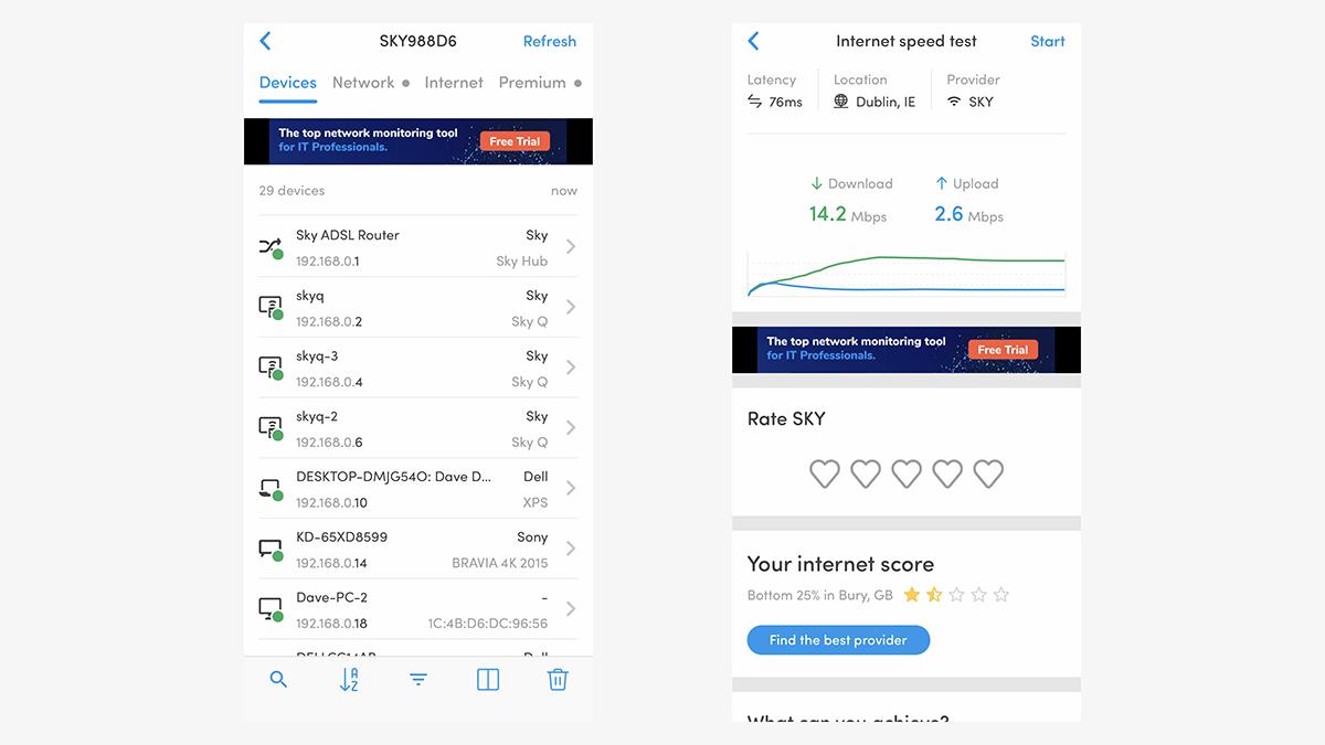 Las 5 mejores apps para analizar redes Wi-Fi y diagnosticar problemas de conexión