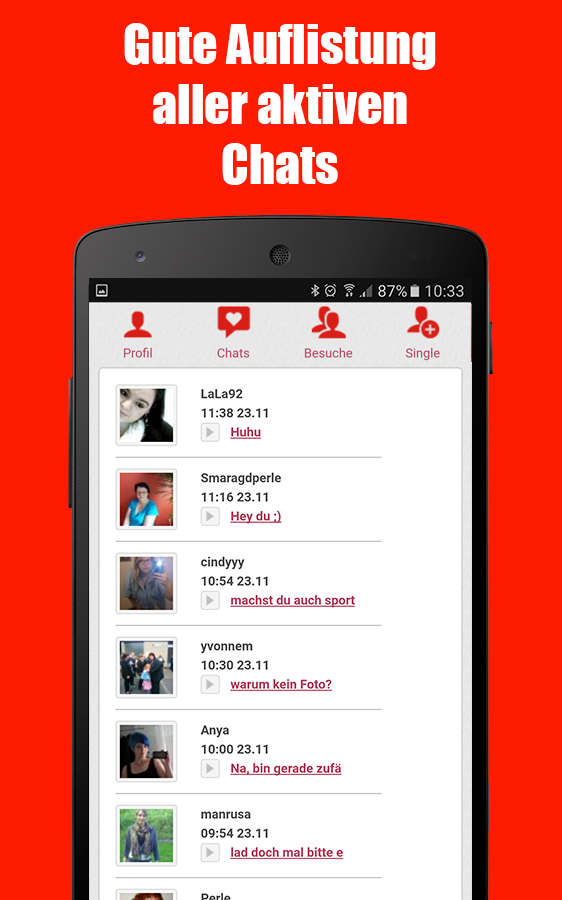 flirt app 100 kostenlos