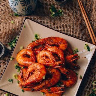 Shanghai Shrimp Stir-fry
