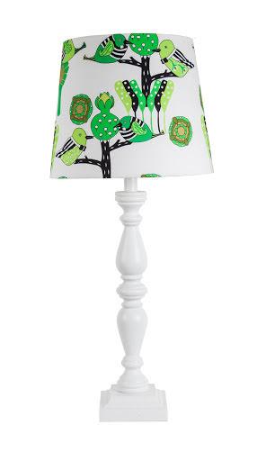 Lampskärm Garden Party Grön