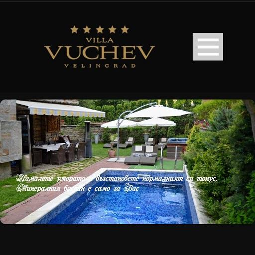 Villa Vuchev- screenshot