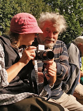 Photo: Patyrusio fotografo ir poeto Petro Čiplio pamokos.