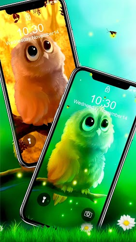 Download Cute Owl Apus Live Wallpaper Apk Latest Version App