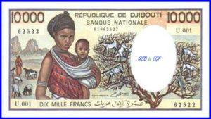 Djibouti franc