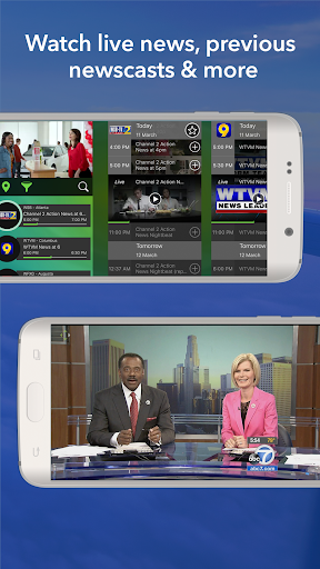 how to watch local news with pc