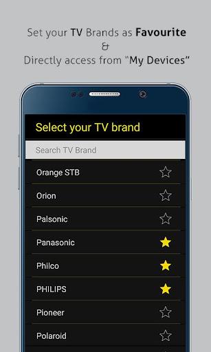 Universal TV Remote Control  screenshots 8