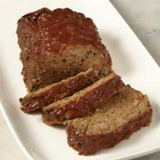 Smoky Meatloaf.