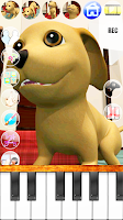 Screenshot of Sweet Talking Puppy: Funny Dog