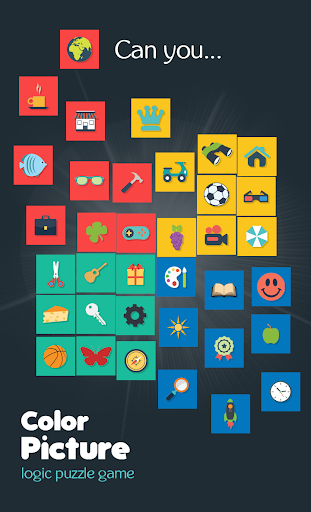 Puzzle: Color Picture App screenshot 1