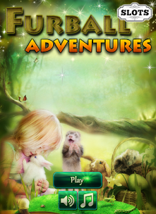 Slots: Furball Adventures - náhled