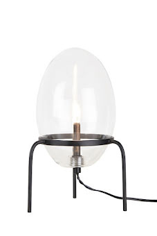 Globen Lighting Drops Bordslampa Svart 20 cm - lavanille.com