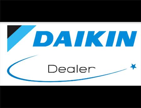 Erkend DAIKIN Dealer