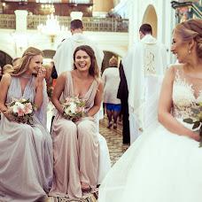 Wedding photographer Magdalena Sobieska (saveadream). Photo of 04.09.2018