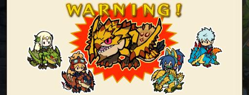 プレイヤーと協力して守護竜を討伐