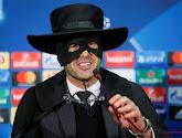Paulo Fonseca, trainer van Roma en straks tegenstander van Gent, stond ooit de pers te woord als zorro