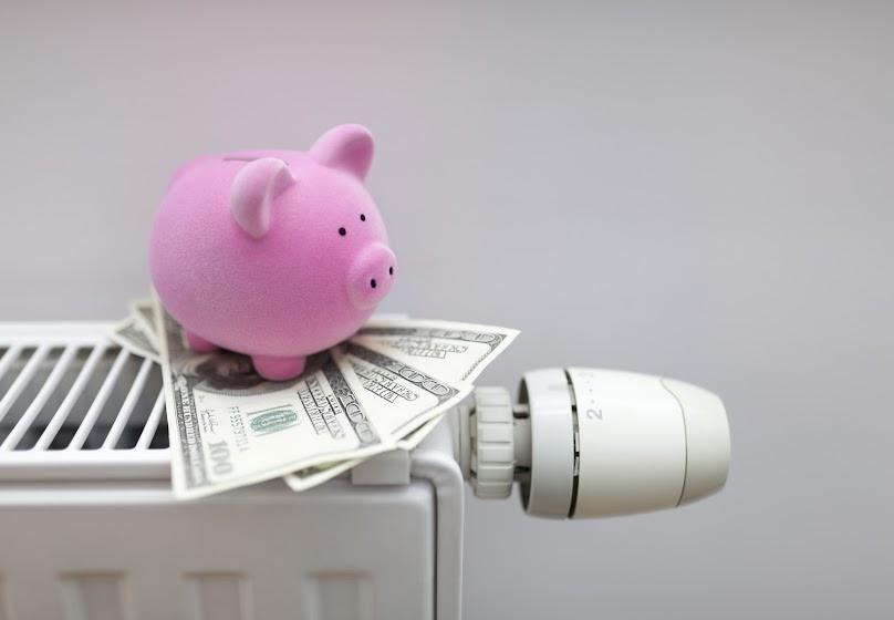 Aby zmniejszyć koszty ogrzewania, należy dopasować odpowiednią temperaturę do pomieszczeń w domu