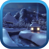 Frozen Winter Live Wallpaper