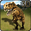 Deadly Dinosaur Jurassic T-Rex icon