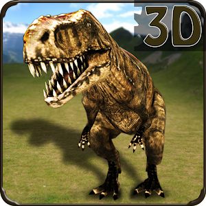 Deadly Dinosaur Jurassic T-Rex for PC and MAC