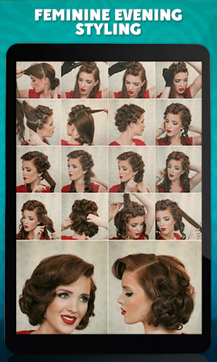 How To Create Hairstyle