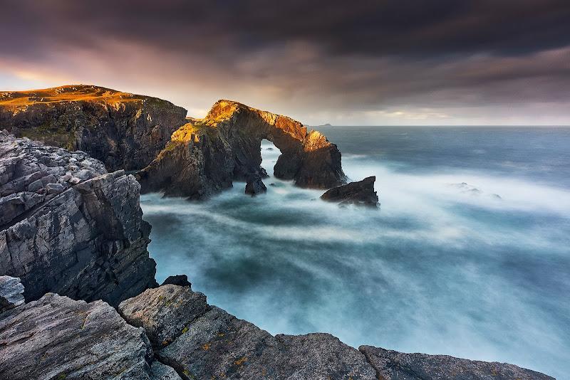 Le meraviglie della terra  (isole Ebridi)  di Stiscio