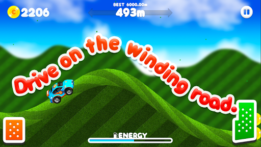 Wiggly racing for Kids Infant