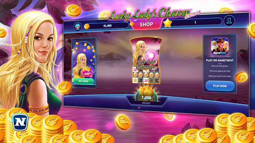 Lucky Lady's Charm Deluxe Casino Slot screenshots 2
