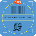 QR Scanner barcode scan & QR Reader Barcode Reader icon