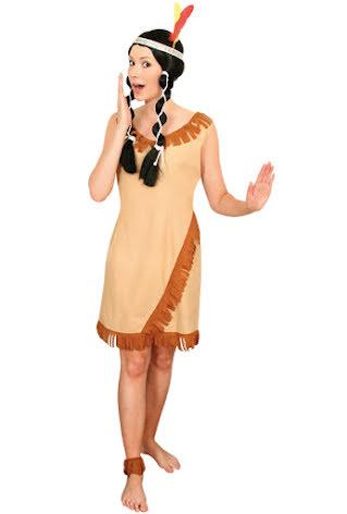 Indianklänning
