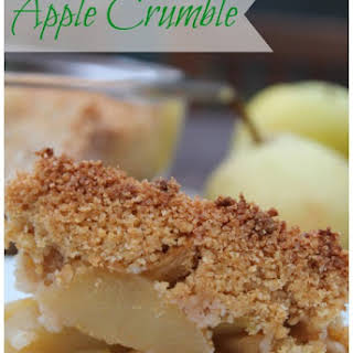 Apple Crumble.