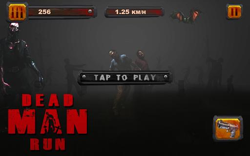 DEAD MAN ZOMBIE RUN 3D
