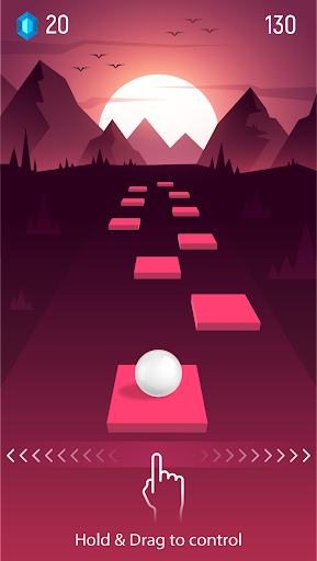 Beat Hopper: Dancing Piano Ball on Music Tiles 3 1.15 screenshots 1