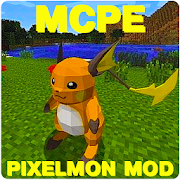 App Pixelmon Mod For MCPE APK for Windows Phone