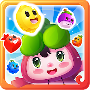 Fruit Cartoon: لعبة الفاكهة