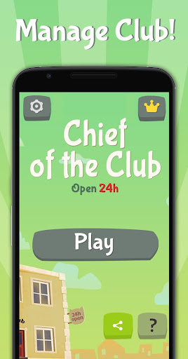 Chief of the club