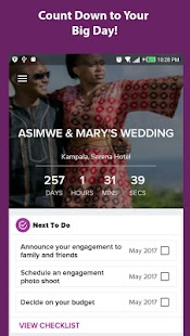 Mikolo - Uganda Weddings App- screenshot thumbnail