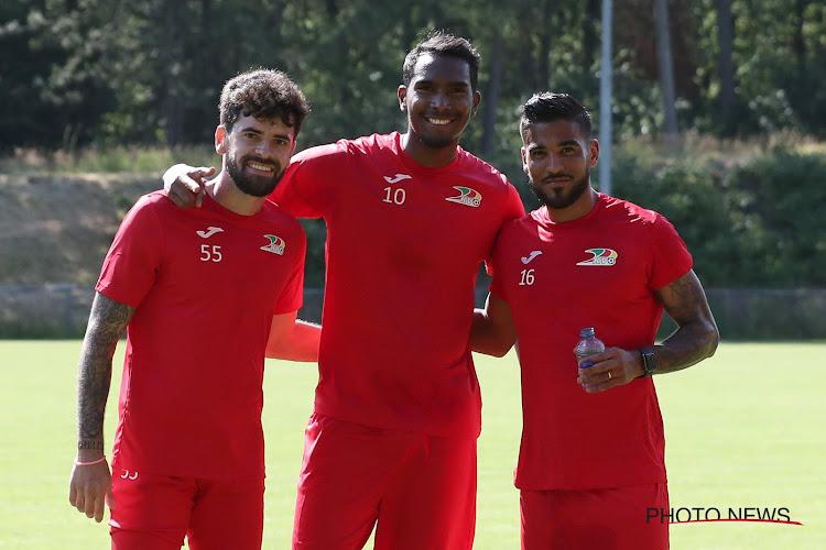 """Boezemvrienden Renato Neto en Ronald Vargas zien het groot bij Deinze: """"Hopelijk kunnen we de club naar 1A brengen"""""""