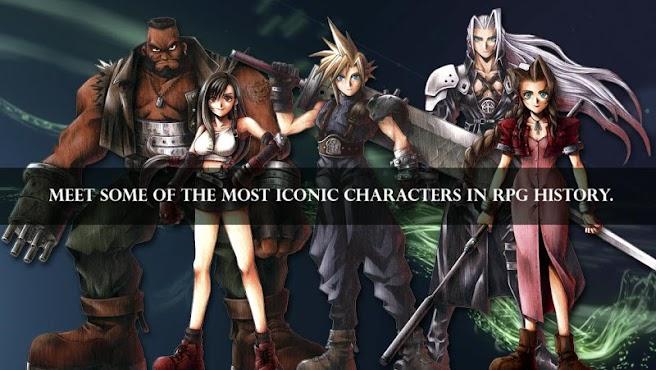 Final Fantasy VII v1.0.11 Proper