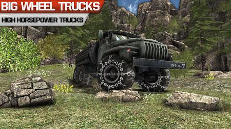 Truck Driver 3D: Offroad 1.11 screenshot 74623