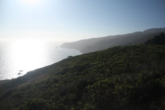 Photo: on the way up north on Highway 1