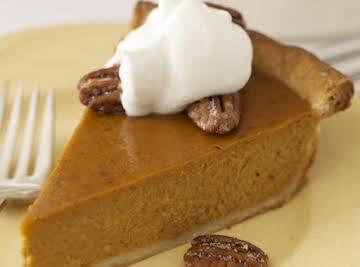 Pecan Pumpkin 'Get Kids to Make 10-Hour Drive' Pie