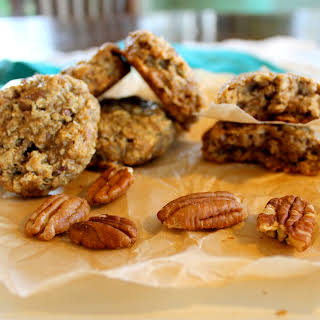 Oatmeal Pecan Cookies (GF).